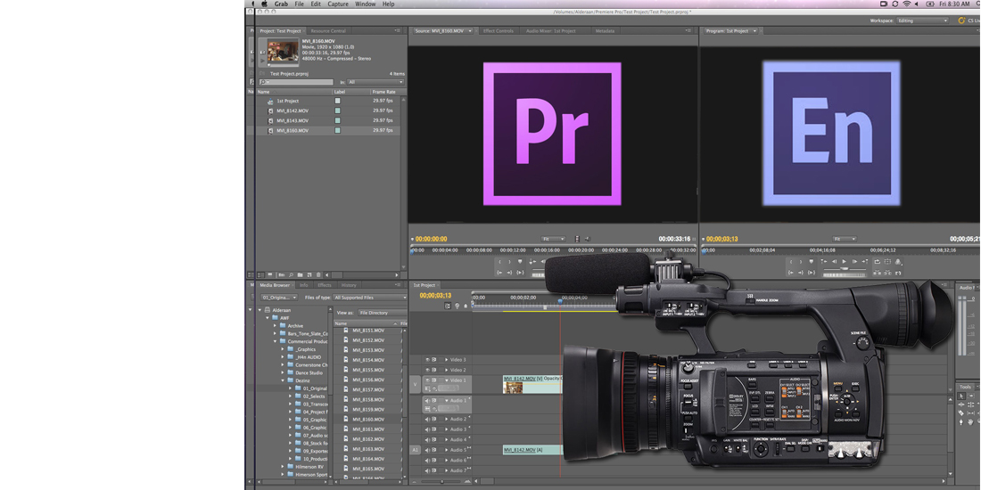 Video snimanje i montaža