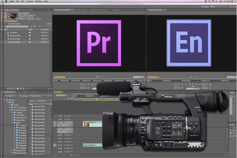 Video snimanja i montaža